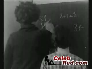 Vintage Teacher Fucking Schoolgirls vintage teacher fucking schoolgirls orgy