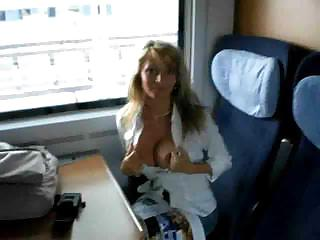 Porno Video of Train Fuck