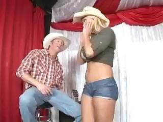 Porn Tube of Shyla Stylez Cowgirl