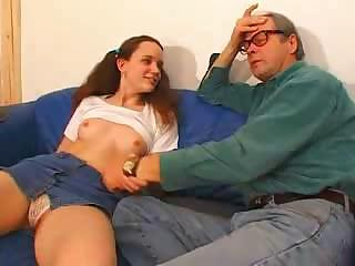 Sex Movie of Dad Does Veronika
