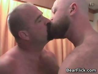 Bear cabin gay porn videos by BearFlick part4