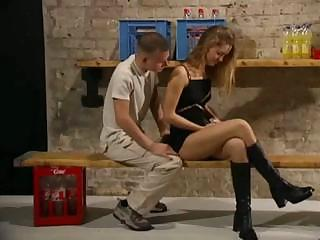 Sex Movie of Black Boots Teen
