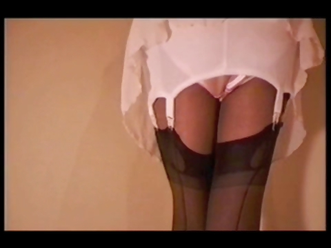 Porno Video of Slip And Girdle
