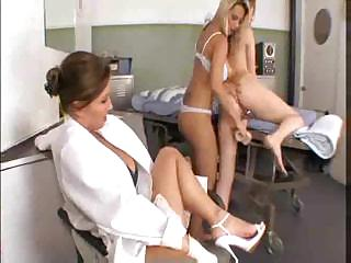 Porno Video of Readhead To The Doctor Office