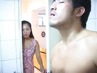 Porno Video of Asian Friends Get Off
