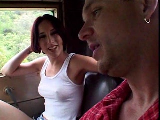 Porno Video of Maggie Star Fucks The Trucker