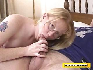 Porn Tube of Nerdy Old Couple Letting You Sneak Right Into Their Bedroom