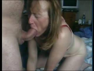 Porno Video of Petite Slut Granny Sucking Cock (compilation)