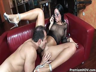 Секс транс и карлик