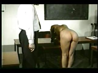 Awesome Naked German Female Wants To Be Punished With Teacher's Dick