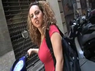 Porno Video of Big Titted Spanish Bitch