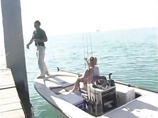 Porno Video of Fishing Trip Brought This Couple Nice Fucking And Great Orgasm