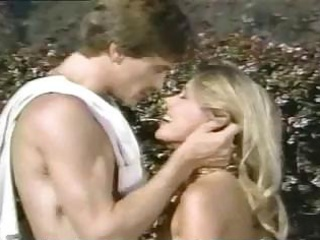 Porno Video of Good Old Vintage Porn Flick With Cute Chick Fucking Outdoors