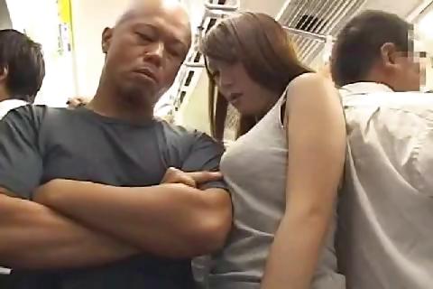 Drtuber nick japanese train
