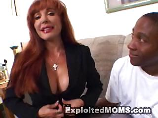 Porno Video of Dirty Hooker Vanessa Cums Only With Black Boner In Her Pussy