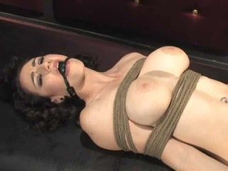 Bondage and fucking machines natalie