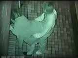 At Night Time Outdoor Public Sex
