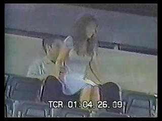 Porno Video of 15-public Sex At A Sporting Event