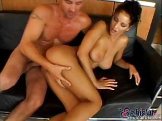 Porno Video of Italian Beauty Angel Dark In Hard Sex