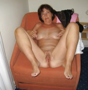Swisswife In a hotel room