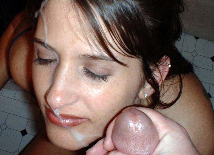 Cum With Face 3 - N15