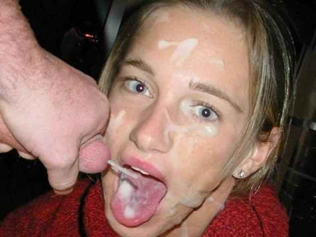 Cum With Face 6 - N22