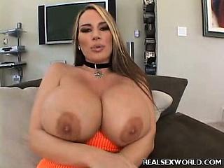 Lisa Massive Boobs Fucked