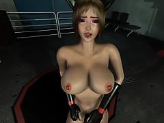 3D fantasy monster sex