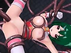 Tentacle 3D hentai