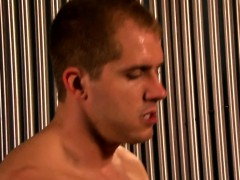 Brandon Lewis fucks Anthony Romero in a secluded swanky pad