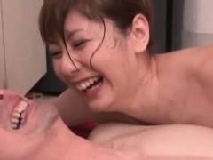 <企画動画>巨乳痴女の麻...
