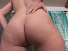 Hot Blonde Ami Jordan POV Cock Sucking