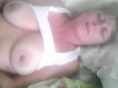 Solo 50 years old busty granny Jenna