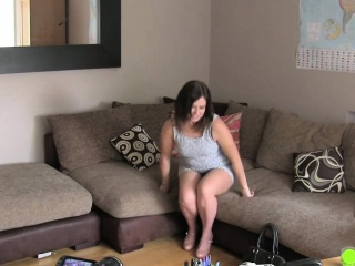 big ass amateur fucked in casting