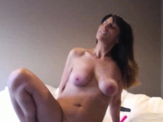 Horny Milf Squirts Hard