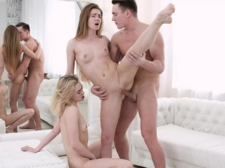 young sex parties hot anal threesome