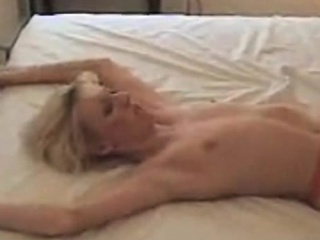 blonde girl fuck hard with black man
