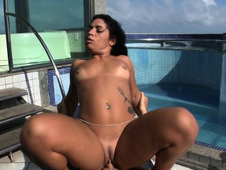Latina gets anal fucked