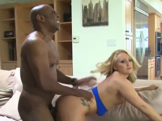 Petite cutie AJ Applegate is getting nailed with a big dick
