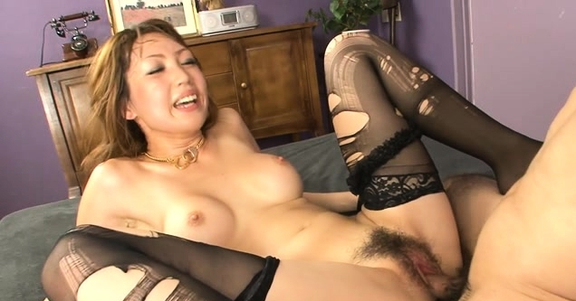 Oriental Hottie Rides Big Dick And Fucks Until She Squirts
