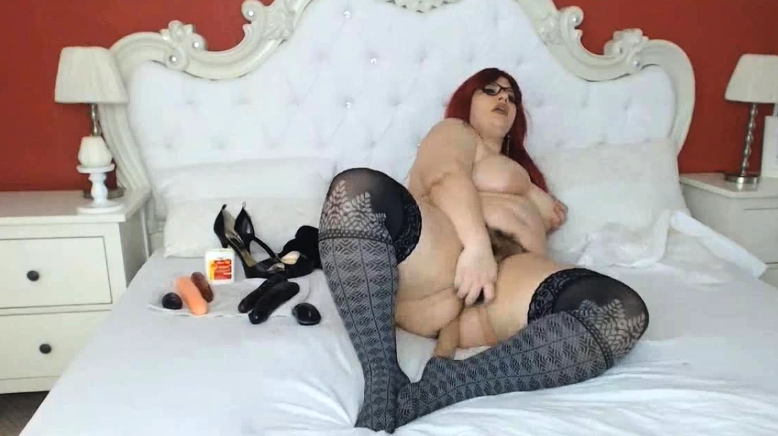 Anal And Dp Does Hairy Bbw Redhead Squirt