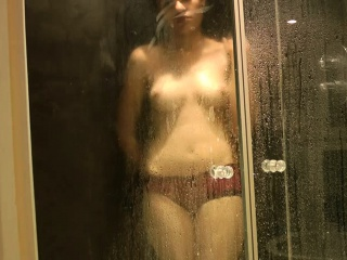 Jasmine Desi College Girl Showing Shaved Pussy In Shower