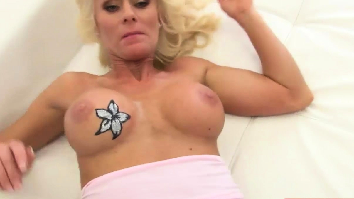Busty Blonde Milf Dyana Hot Gets Fucked In Pov Style