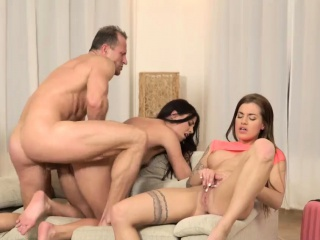 old small dick and men fuck her first time mom's 2 ally's