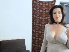 PervMom - Horny MILF Teases stepson