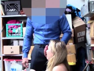 18 inch cock destroys women and blonde milf seduces