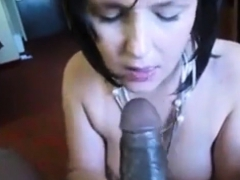 Hot Milf Blows A Enormous Bbc