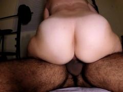 Hairy Unexperienced Wifey Peluda Enormous Heavy Bootie Rails Cums