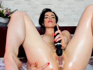 sexy slut fingers dripping wet pussy