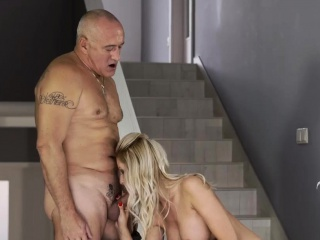 old man young girl anal gangbang xxx finally at home